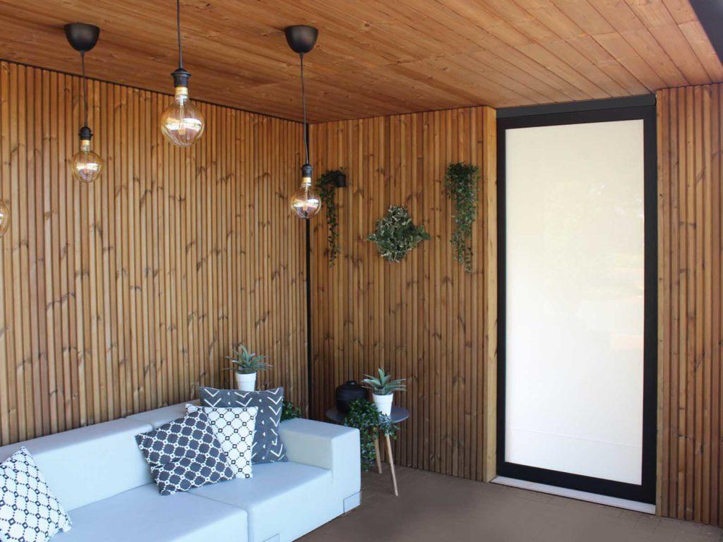 pergola toit fixe en bois maluwi