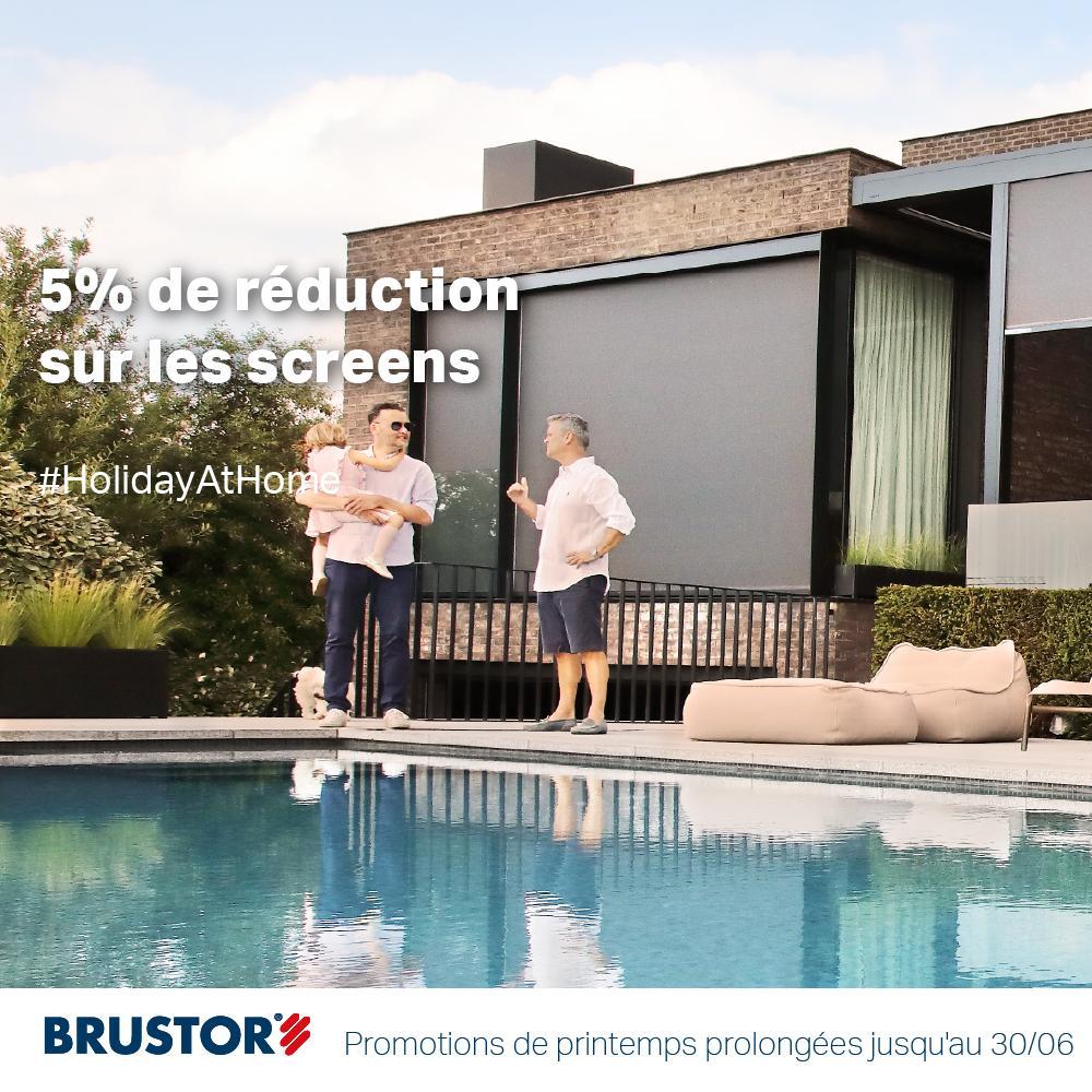promotion screen belgique